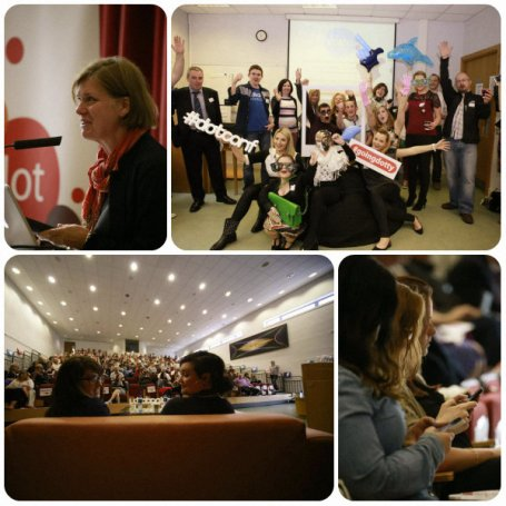 dot conf 2013 collage